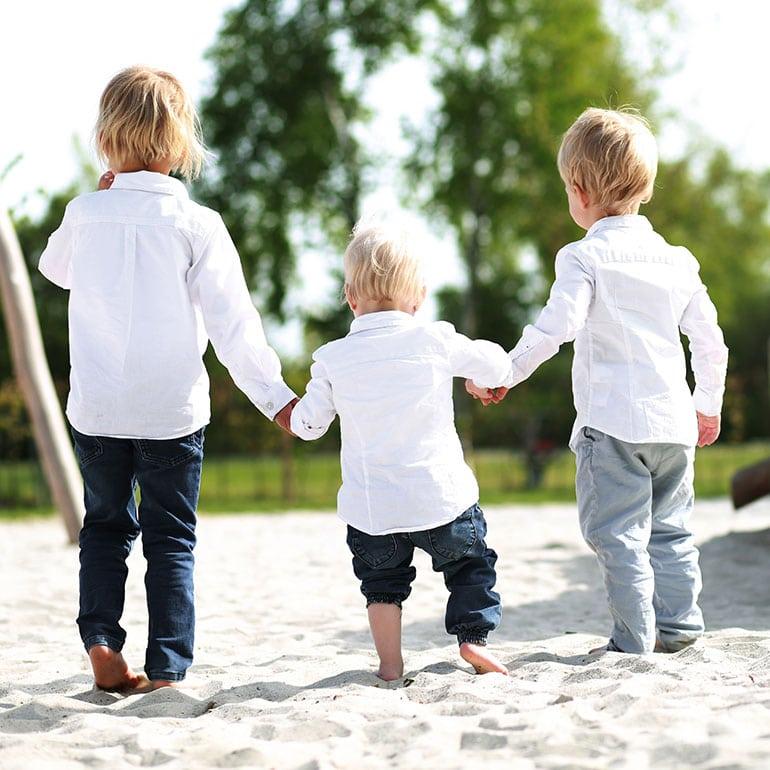Pahlsteg Tiergestütztes Coaching Aurich Leer Emden Kinder