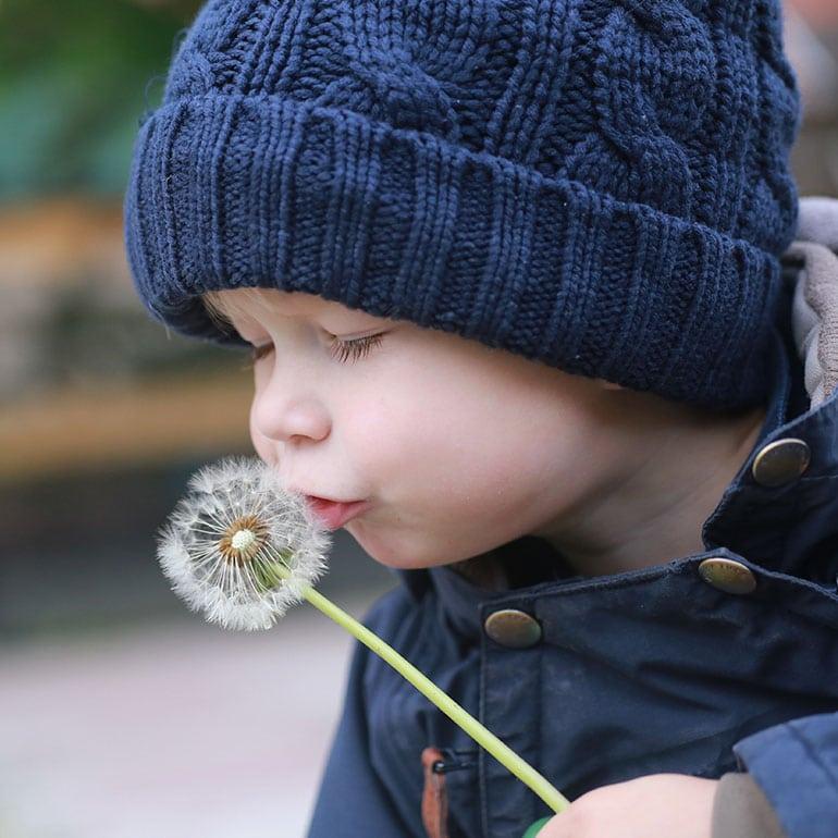 Kleine Kinder - zertifiziertes Coaching für Kinder